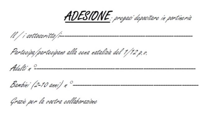adesione
